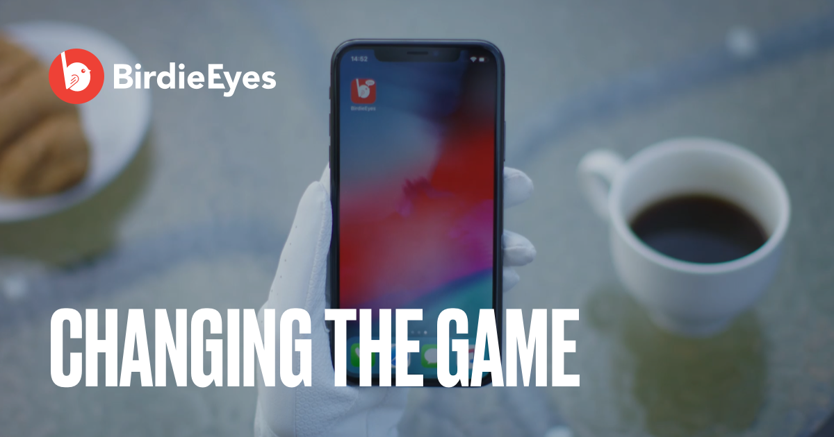 BirdieEyes — Golf Platform with unique AR functionality